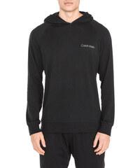 Calvin Klein Mikina na spaní Černá 73d57840c8