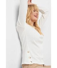 ffdd695624d ORSAY Jemný pulovr s knoflíky