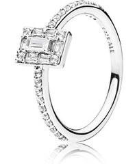 Pandora Stříbrný prsten s kamínky 190962CZ - Glami.cz cbc0b045c20