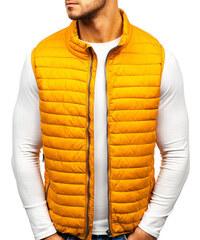 Prešívaná vesta BABISTA fialová - Glami.sk 4eea896e90d