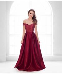 Eva Lola Dámské společenské dlouhé šaty s flitry AURÉLINE 5ab9c14683