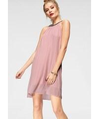 Haily s Koktejlové šaty »MARLENE« matná růžová. 799 Kč 79a3ff97c2