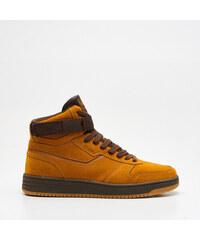 Cropp - Lehké trekové boty - Žlutá 094b5547a4