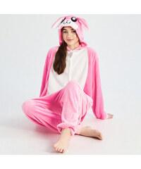 Sinsay - Overal králík - Růžová 7d29b1b25d