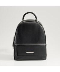 f7e6f7efcf Mohito - Elegantný ruksak s rúčkou - Čierna