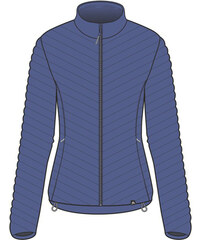 Fialové Pánske bundy a kabáty športových značiek - Glami.sk 915901080e1