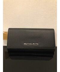 PENĚŽENKA MICHAEL KORS JET SET TRAVEL CARRYALL BLACK f58fc5d2ad0