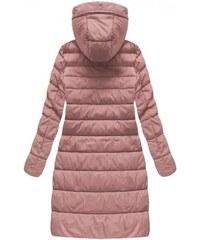 Libland Dámska dlhá zimná bunda 7754BIG b403a1ba78d