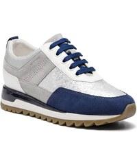 c1fa151a526 Sneakersy GEOX - D Tableya B D84AQB 0KY22 C0291 Silver Blue