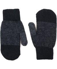 BASIC Zimní pletené rukavice ve žluté barvě (F05-52) - Glami.cz 36a00076667