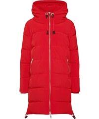 ESPRIT Zimní kabát červená 7b84093265