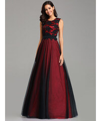 72b319d73c6 Ever-Pretty Elegant A Line Sleeveless Long Evening Dress With Appliques