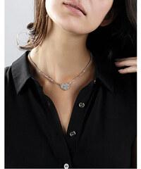 Guess Romantický náhrdelník s trblietavým srdcom My Darling UBN83125 705025e61fa