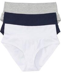bonprix Bokové kalhotky (3 ks v balení) b436aae73f
