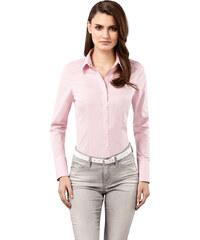 Dámská košile Vincenzo Boretti 745DP s bílým detailem 652cce69b6