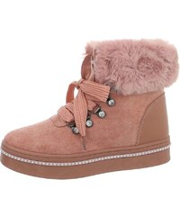 604d577aa8bd EU Dámske nízke zimné topánky