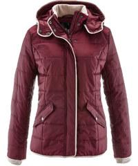 Bonprix Steppelt kabát kontraszt paszpóllal f5409ca5c4