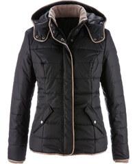 Bonprix Steppelt kabát kontraszt paszpóllal a82168eac4