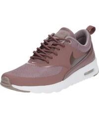 Nike Sportswear Tenisky  Air Max Thea  mokka   bledě fialová   bílá 72917f4a1cd