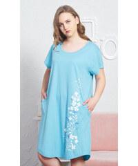 70866bfeb774 Tyrkysové Šaty z obchodu Cotton-shop.sk - Glami.sk