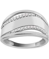 iZlato Forever Zlatý pánsky pečatný prsteň s matovaním IZ15771 ... dbf616fba33