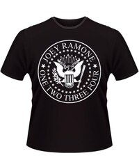 Warner Music Shirts 'Joey Ramone 'SEAL ' Herren Shirts/ T-Shirts