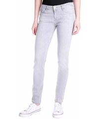 95ca33c5076 Dámské rifle Cross jeans Adriana super skinny 461-204 světle šedé
