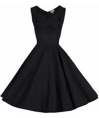 64b4a1871995 Retro šaty Lindy Bop Ophelia black