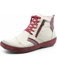 9ae532e13dc Kacper dámská kotníková kožená obuv 4-3843 béžové