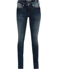 Mavi jeans dámské super skinny džíny se zipem u kotníku ADRIANA modré 7386b3036f