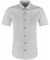 s.Oliver pánská košile s drobným vzorem slim fit bílá e7a0aa9fda