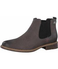 faaafccfc662 s.Oliver dámská kotníková obuv 5-25335-39 šedá
