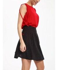0611ed1d5618 Top Secret dámská áčková sukně černá