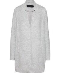 61c0db7a5c0 VERO MODA Přechodný kabát  KATRINE  světle šedá