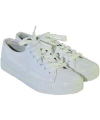 COMER Dámske biele tenisky HERODA 36 d6066c7e974