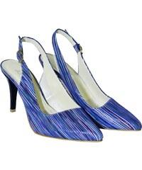 0b27f0fa2895 Spoločenské Dámske sandále na svadbu z obchodu John-C.sk