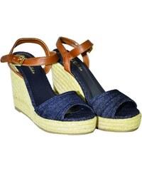 667419ed9 Modré Sandále z obchodu John-C.sk | 30 kúskov na jednom mieste ...
