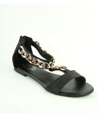 Elegantné Dámske topánky na nízkom podpätku - Glami.sk 6297f4f27f1