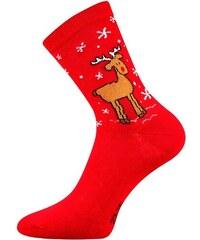 Vánoční ponožky Boma se sobem 715a08fabf