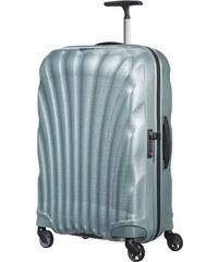Samsonite Cosmolite spinner AKCIÓS (4 kerék) 69cm ezüst közepes bőrönd 042a0323b9