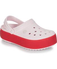 aea0dc523ae Crocs Pantofle CROCBAND PLATFORM CLOG Crocs