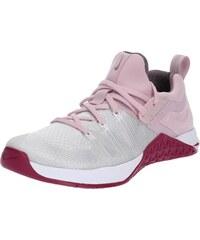 NIKE Sportovní boty  Metcon Flyknit 3  bobule   bílá df3ac50b26