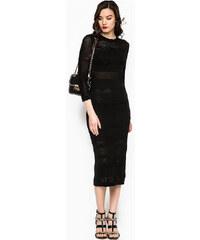 85d3acc0df9 Guess by MARCIANO černé šaty