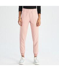 Sinsay - Nohavice joggery - Ružová c6c21aba264