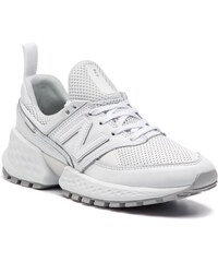 55d1e4959d Sneakersy NEW BALANCE - WS574FSC Biela
