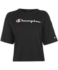 61164c620c62 Dámské triko Champion Cropped Oversized Černé