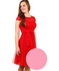 778dbff5518c TopMode Společenské krajkové šaty