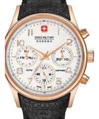 Swiss Military Hanowa pánské hodinky z chirurgické oceli - Glami.cz 8a25bcd3fd0