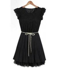 Dámské šaty Ilebro černé - černá