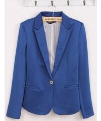 Dámské sako La-Togue modré - modrá